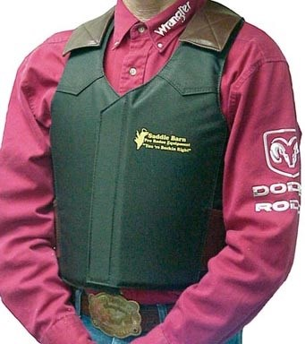 Saddlebarn - Cordura Vest Black