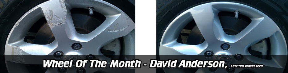 Wheel of the Month David Anderson, Certified Wheel Tech