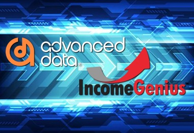 Indecomm Integrates IncomeGeniusTM with Advanced Data's Income Tax Verification 4506-T Service