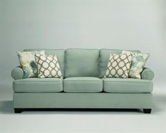 Daystar Upholstered Sofa Seafoam