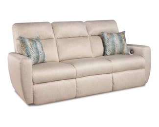 Knock Out Double Reclining Sofa