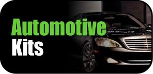 Automotive tinting kits