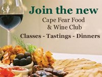 Join the Cape Fear Food & Wine Club!