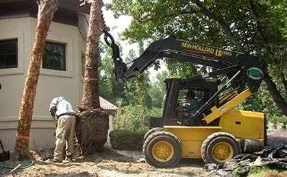 Landscaping Installation