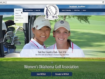 Women's Oklahoma Golf Association