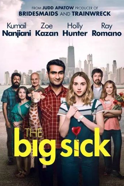 Watch the trailer for The Big Sick - Now Playing on Demand