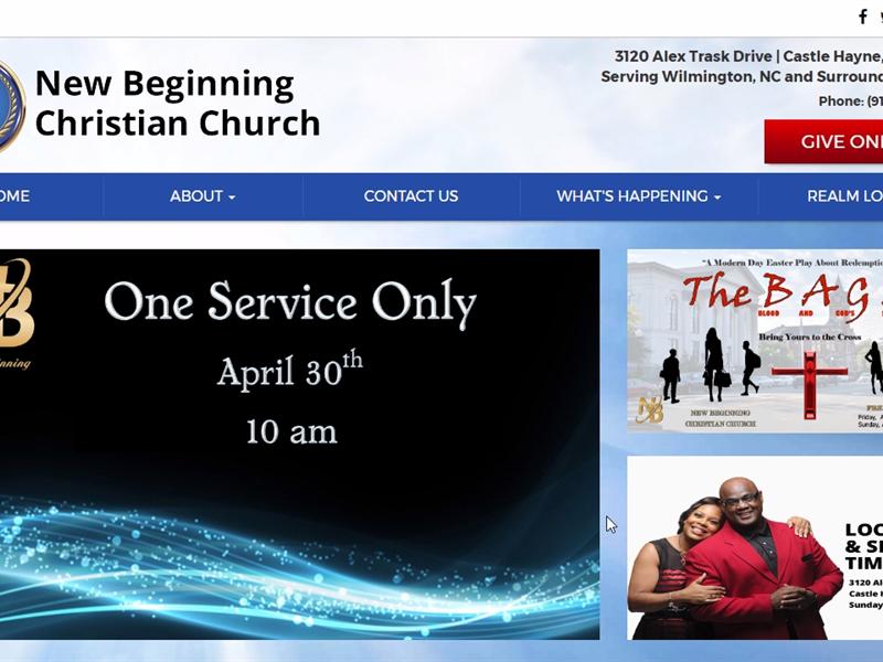 New Beginning Christian Church