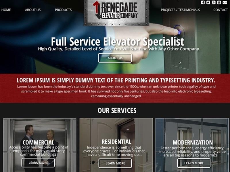 Renegade Elevator