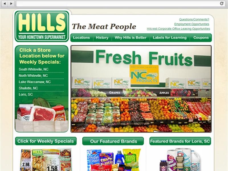 Hills Foods Stores