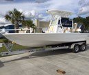 2018 Cape Bay 23 White with Tan Interior ##UNKNOWN_VALUE## Boat