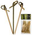 Bamboo Appetizer Picks Set/50