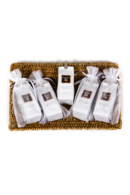 Carolina Coffee Wedding Day Favors