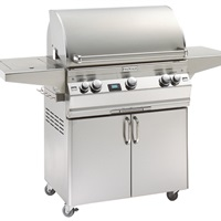 Fire Magic A540 cart grill