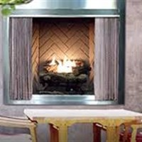 Sure Heat Outdoor Gas Fireplace