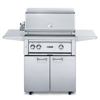 "Lynx 30"" professional cart grill with ProSear"