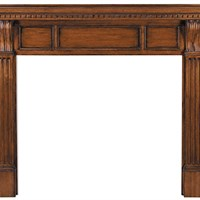 "Pearl ""Gloucester"" mantel"