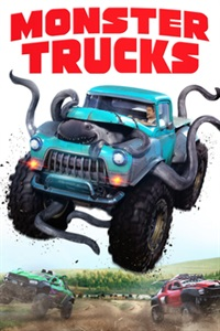 Monster Trucks - Now Playing on Demand