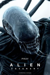 Alien: Covenant - Now Playing on Demand