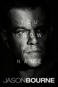 Jason Bourne - Now Playing on Demand