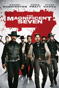 The Magnificent Seven (2016) - Now Playing on Demand