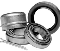 BEARING KIT 3/4IN W/DUST CAP