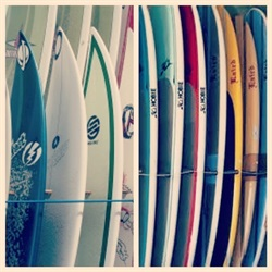 South End Surf Shop Is Pleased To Now Offer Stand Up Paddleboard And Surfboard  Storage!!! Never Worry About Transporting Your Board To WB And Park At The  ...