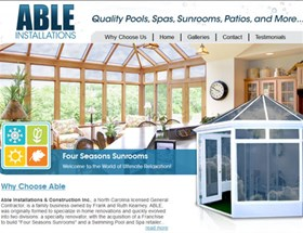 Able OK Pool Installations