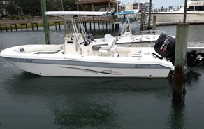 2012 Carolina Skiff 23 Ultra Elite