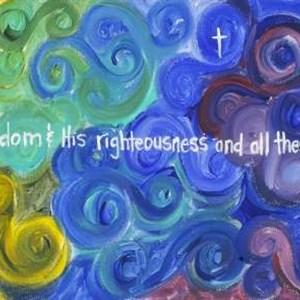 Matthew 6:33 (Seek)