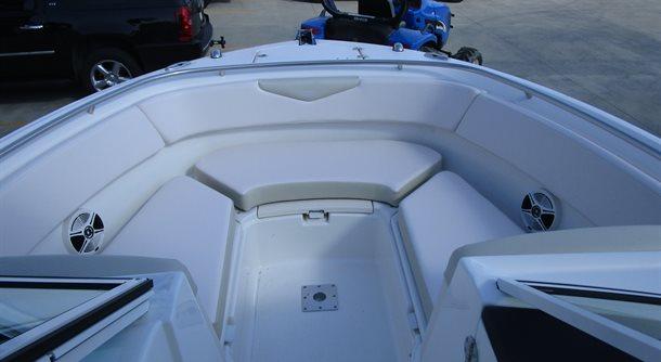 Acoustic Foam Boat : Boat info