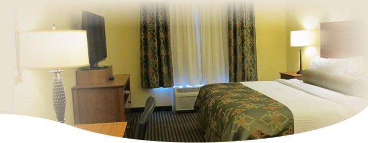 Leland NC Best Western Hotel Room