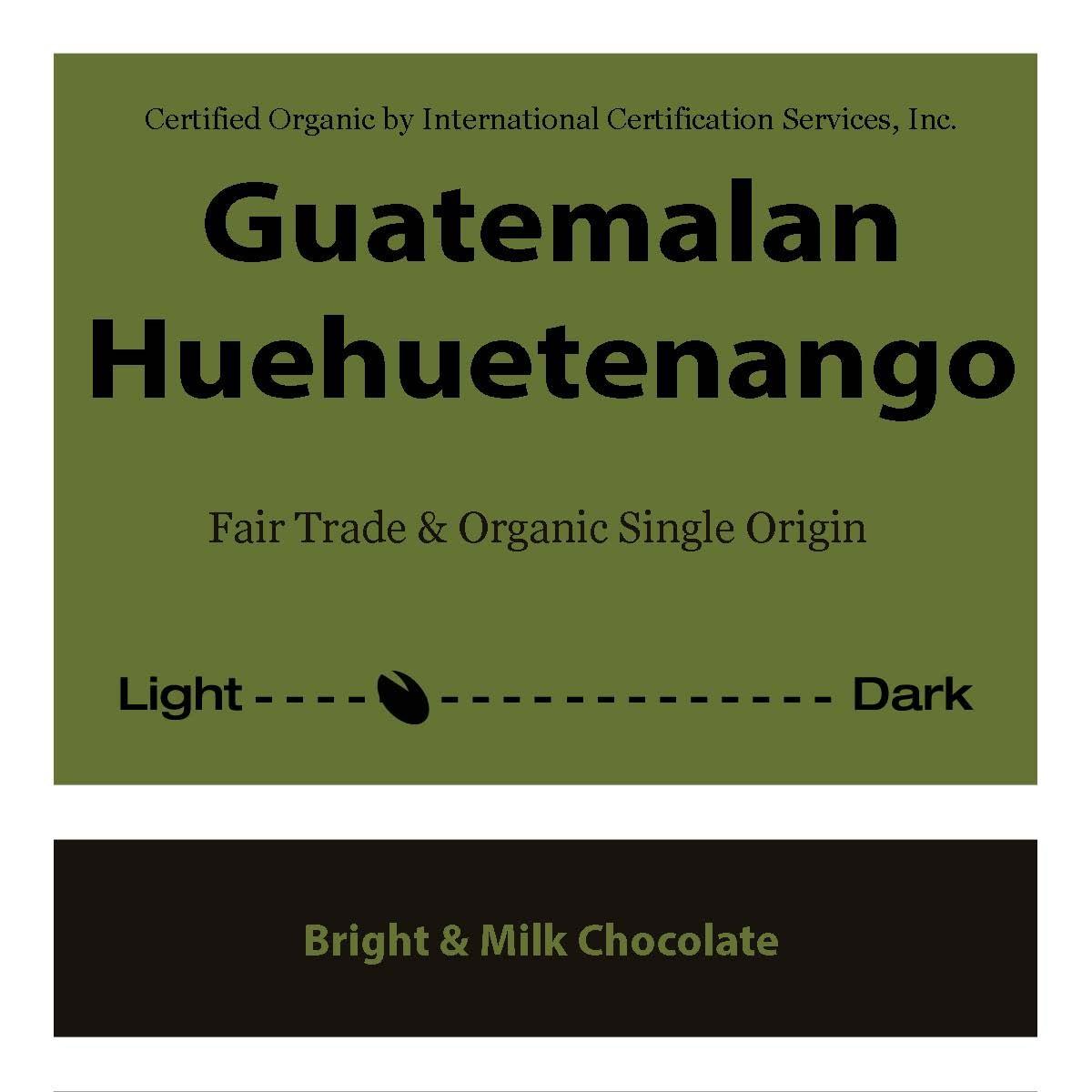 Guatemalan Huehuetenango