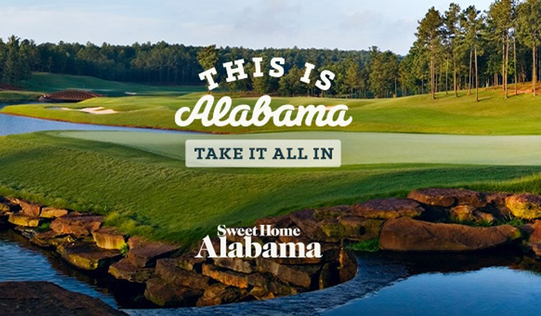 This is Alabama, Take it all in