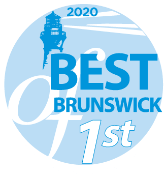 Best Brunswick 1st place
