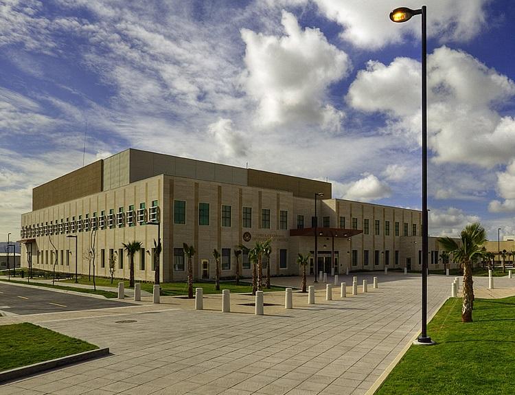 US Embassy, Tijuana