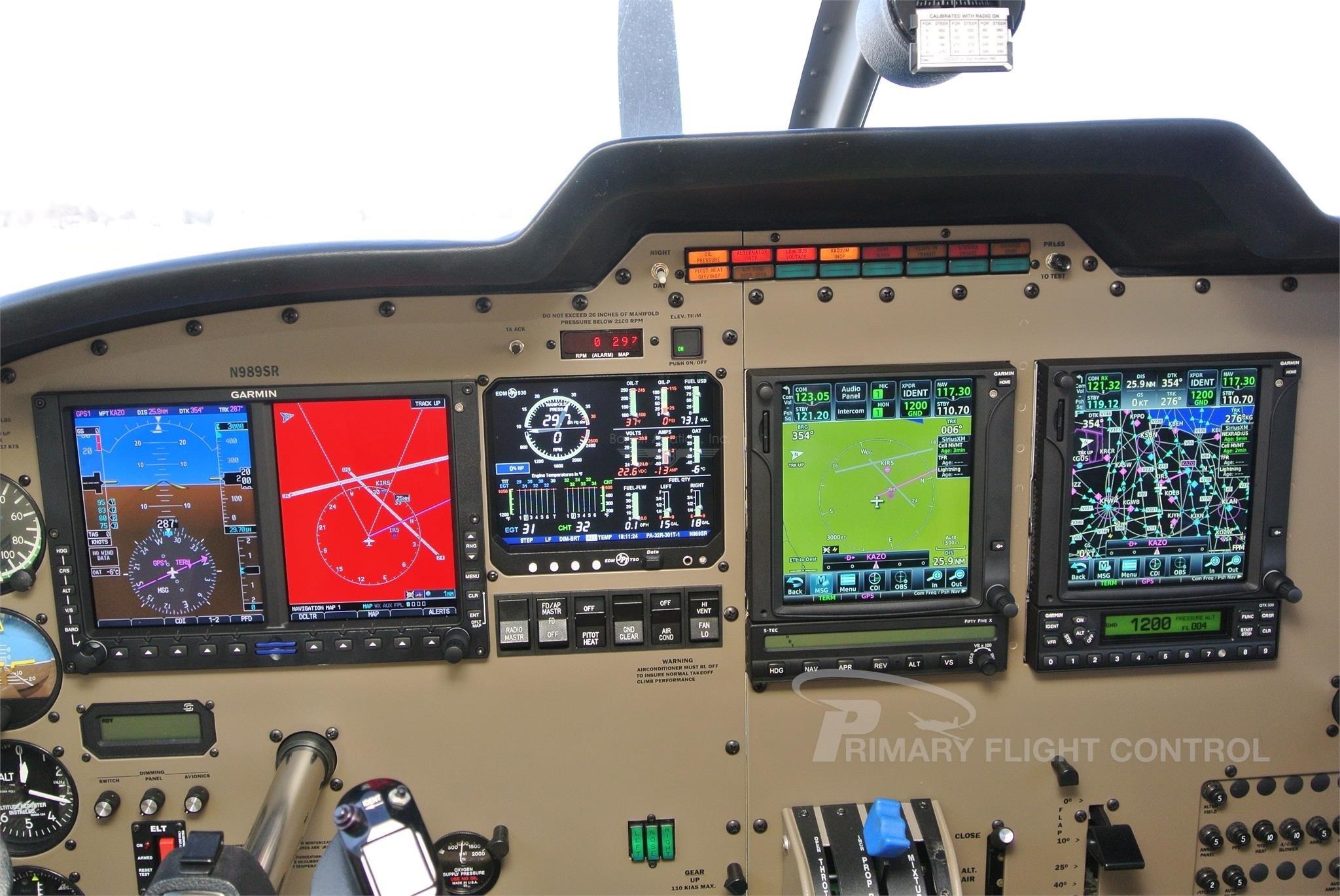 2002 Piper PA-32R-301T Saratoga II TC