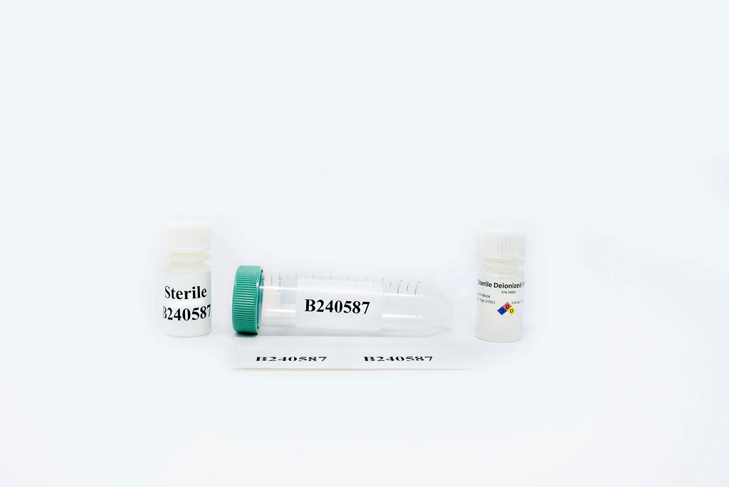 Bio Vial Assembly w/ Sterile Water (DRSKO)