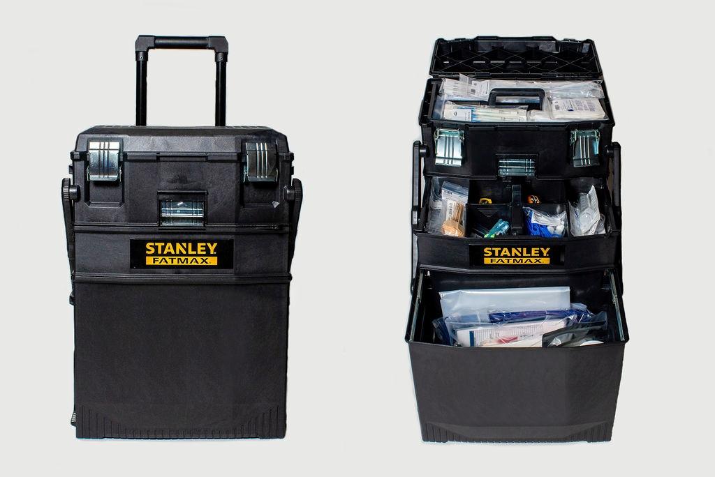 CBRE Transport Case Sampling Kit, TRAINING