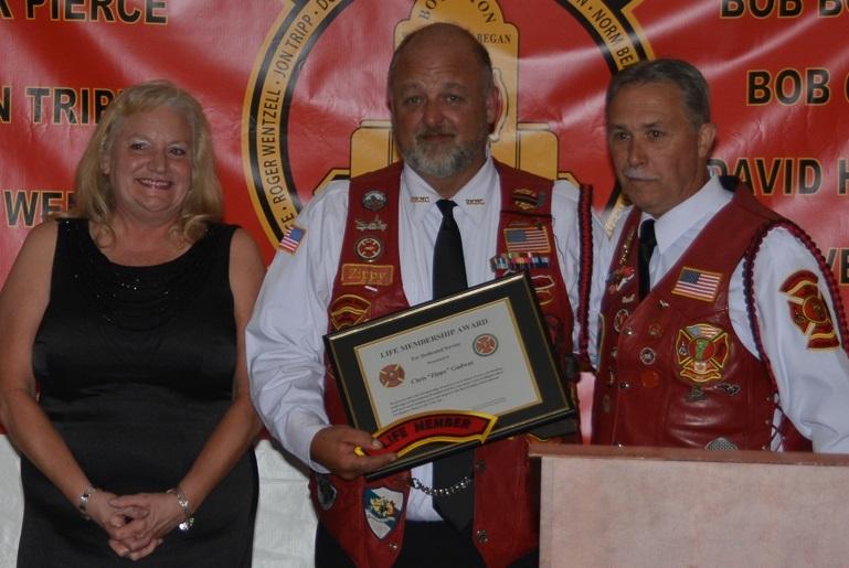 2019 Life Membership Award  presented to 2019 Life Membership Award