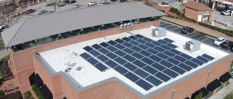 Solar Energy for the Carolinas