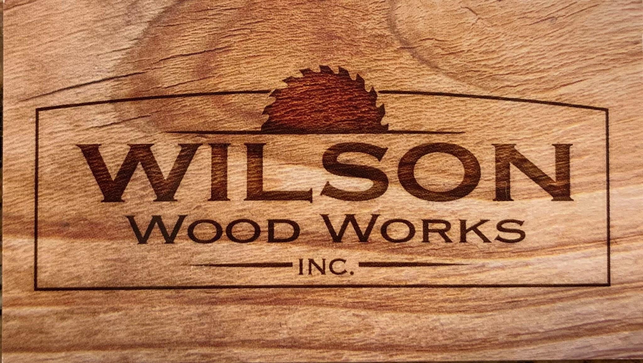 Wilson Wood Works, Inc Logo