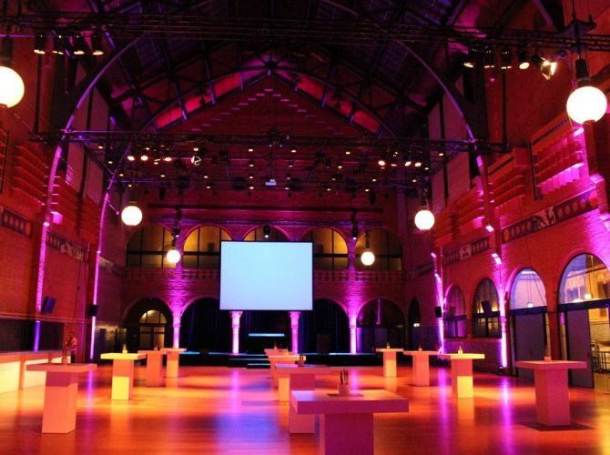 Amsterdam Conference Centre Beurs Van Berlage - 4
