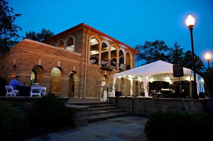 Alms Park Pavilion - 4