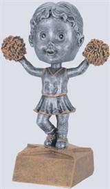BH-6 - Cheerleading Bobblehead Figure