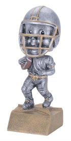 BH-6 - Football Bobblehead Figure