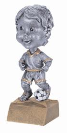 BH530 - Male Soccer Bobblehead