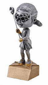 BHF-6 Female Bobblehead ***As low as $8.95***