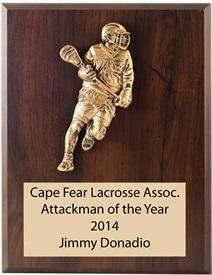 SBV68 Lacrosse Plaque
