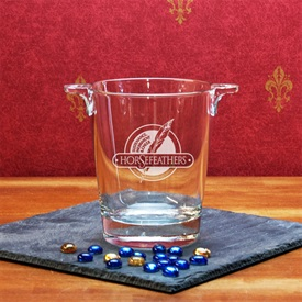 W-01 Ice Bucket Glass Award