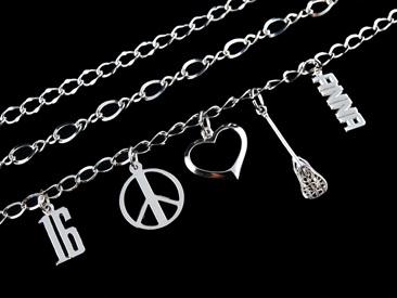 RCB - Sterling Silver Bracelet